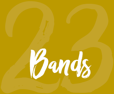 Polarnacht 2019 - die Bands - Madison Bow, The Hanselmann Spacek Group, El Creepo, Breaze, Fred X Band,Lawall & Geyer Duo, Mojo and Sons, The Edge, Rino De Masi and the Guitarstrings, Twobadix,Elm F. & the Rooks feat. Hanibal, Go Ahead, Madeira Cake & Bretano, Stammwürze, Gravity, Blue and True, Thabile, The Groovetops, Stoned, Strings unplugged, Pumping Special, Salsarena